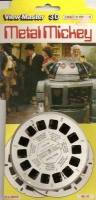 Metal Mickey Viewmaster Reels