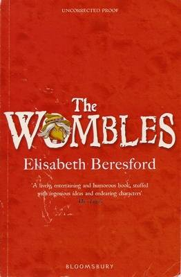 The Wombles Book - RARE Uncorrected Proof