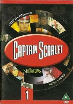 Captain Scarlet : Volume 1 - DVD