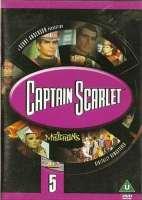 Captain Scarlet : Volume 5 - DVD