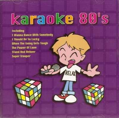 Karaoke 80s - CD