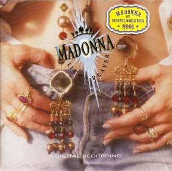 Madonna - Like A Prayer - CD