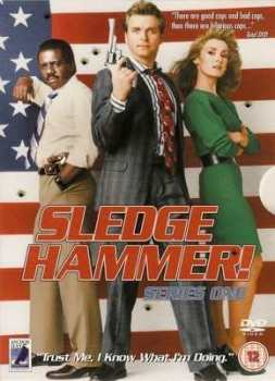 Sledge Hammer! : Series 1 - DVD Box Set - RARE