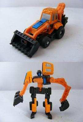 Transformers Universe Mini-Con - Backstop - NEW