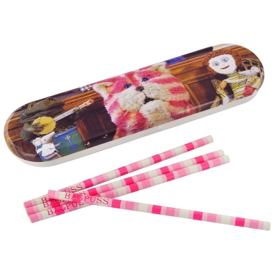 Bagpuss Tin Pencil Box