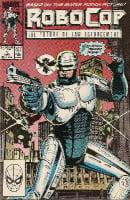 Robocop - Issue 1 - Marvel Comics - RARE