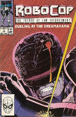 Robocop - Issue 3 - Marvel Comics