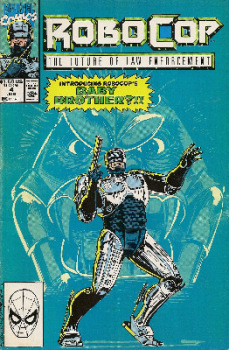 Robocop - Issue 4 - Marvel Comics