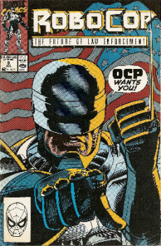 Robocop - Issue 5 - Marvel Comics