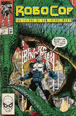 Robocop - Issue 7 - Marvel Comics