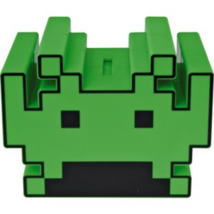 Space Invaders Money Box With Sounds - NEW