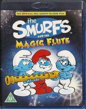 The Smurfs And The Magic Flute - Blu-ray - NEW