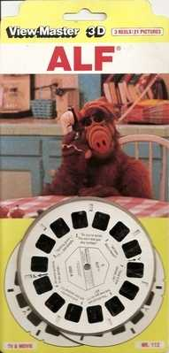 ALF Viewmaster Reels - NEW