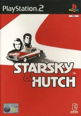 Starsky And Hutch - PS2 - Playstation 2 - Empire Interactive