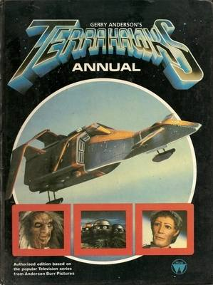 Terrahawks Annual - 1983