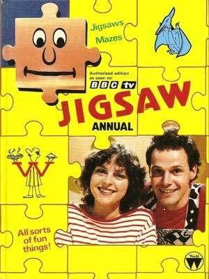 Jigsaw Annual - 1984 [ipc]