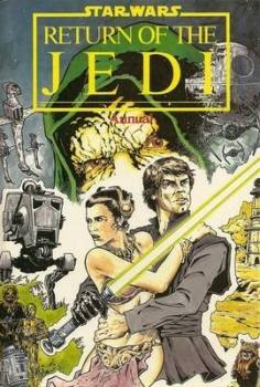 Star Wars : Return Of The Jedi Annual - 1984
