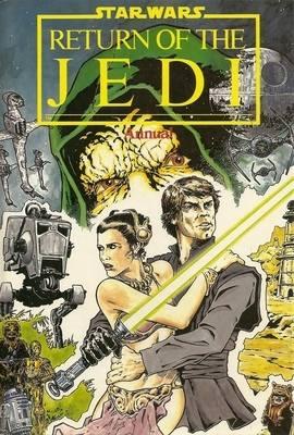Star Wars : Return Of The Jedi Annual - 1984
