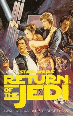 Star Wars : Return Of The Jedi Screenplay Book - NEW