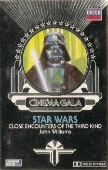 Cinema Gala Vol 1 : Star Wars / Close Encounters Of The Third Kind - Los Angeles Philharmonic Orchestra - Cassette
