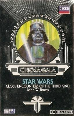 Cinema Gala Vol 1 : Star Wars / Close Encounters Of The Third Kind - Los An