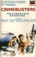 The Power Pack Orchestra - Crimebusters : 20 Action-Packed TV Themes - Cassette