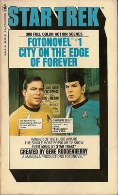 Star Trek - Fotonovel 1 - City On The Edge Of Forever - RARE