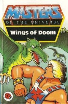 Masters Of The Universe Storybook - Wings Of Doom