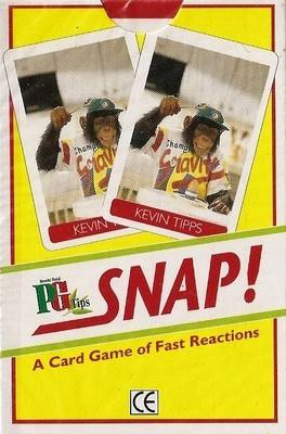 PG Tips - Chimps Tipps Family Snap Cards - NEW