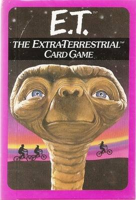 ET : The Extra-Terrestrial Card Game - NEW