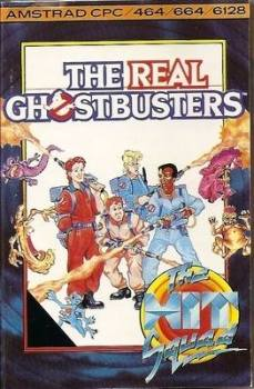 The Real Ghostbusters - Amstrad CPC / 664 / 6128