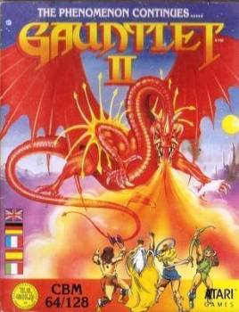 Gauntlet II - Commodore 64 / 128