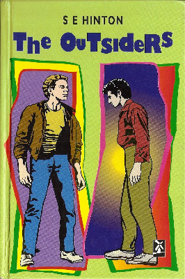 The Outsiders - Hardback Novel - S E Hinton