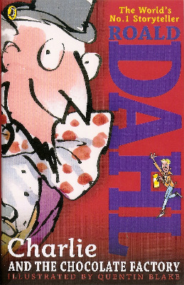 Roald Dahl - Charlie And The Chocolate Factory - NEW