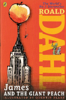 Roald Dahl - James And The Giant Peach - NEW