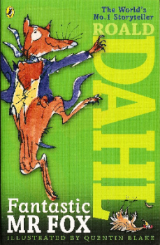 Roald Dahl - Fantastic Mr Fox - NEW
