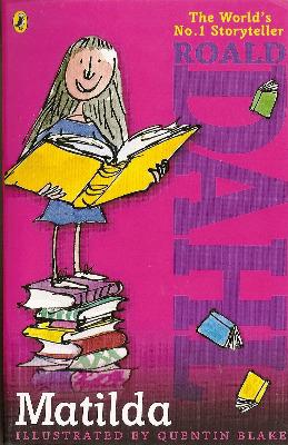 Roald Dahl - Matilda - NEW
