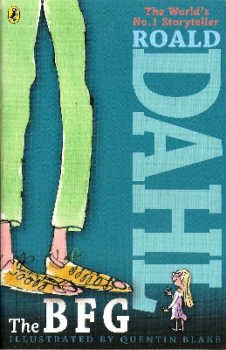 Roald Dahl - The BFG - NEW