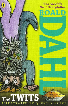 Roald Dahl - The Twits - NEW