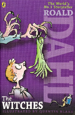 Roald Dahl - The Witches - NEW