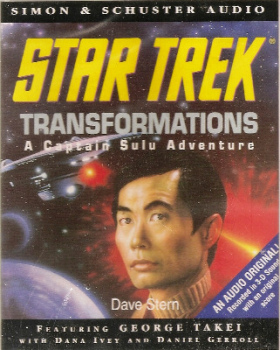 Star Trek - Transformations : A Captain Sulu Adventure - Cassette - NEW