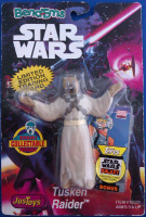 Star Wars - Bend-Ems - Tusken Raider Figure - NEW