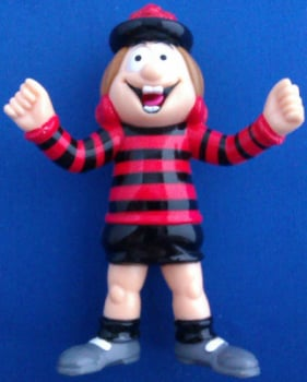 Beano - Minnie The Minx Figure - McDonald's Toy