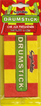 Swizzels Matlow - Drumstick Car Air Freshener - NEW