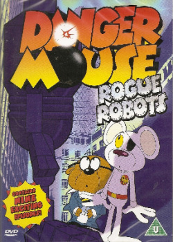 Danger Mouse : Rogue Robots (9 Episodes) - DVD - NEW