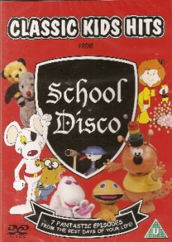 Classic Kids Hits (TV) From School Disco - (7 Episodes) - DVD - NEW