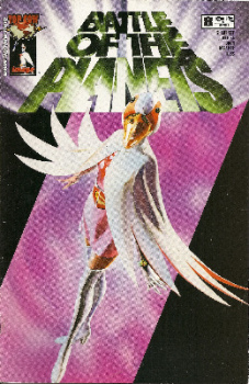 Battle Of The Planets - Issue 8 - April 2003 - Image Comics