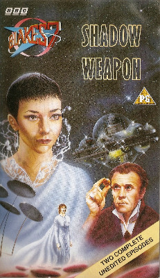 Blakes 7 : Shadow / Weapon - VHS