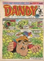 Dandy - Issue 2451 - 12th November 1988