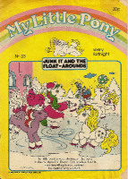 My Little Pony Comic - No. 33 - 1986